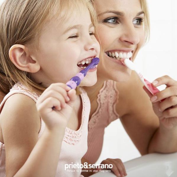 La importancia de un buen cepillado dental